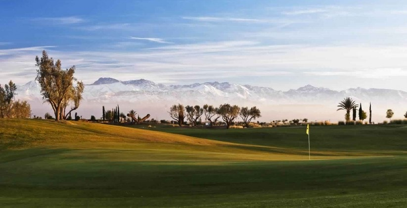 Amelkis Golf Marrakech