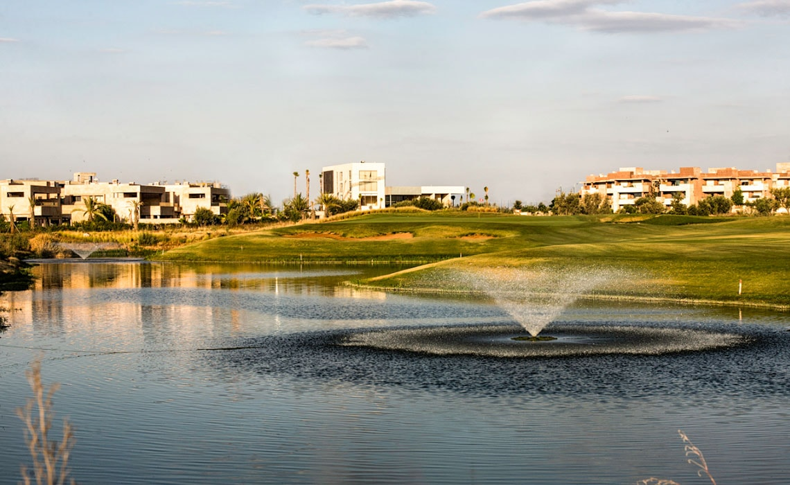 Golf Montgomerie Marrakech