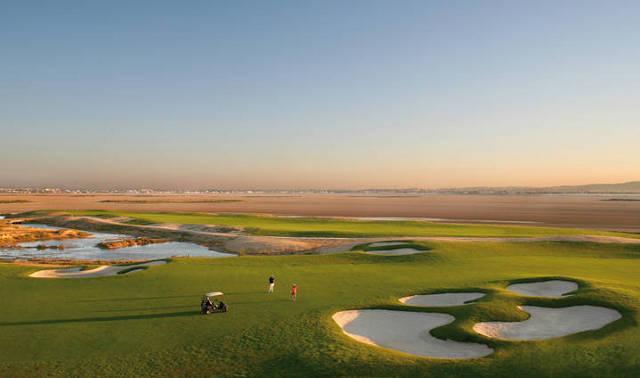Golf al maaden Marrakech