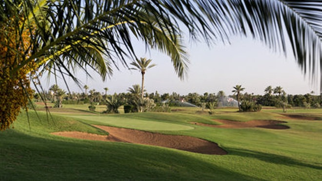 Golf de la Palmeraie Marrakech