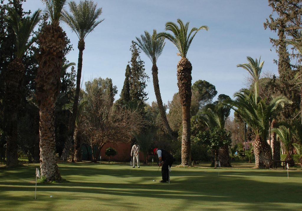 Royal Golf club Marrakech