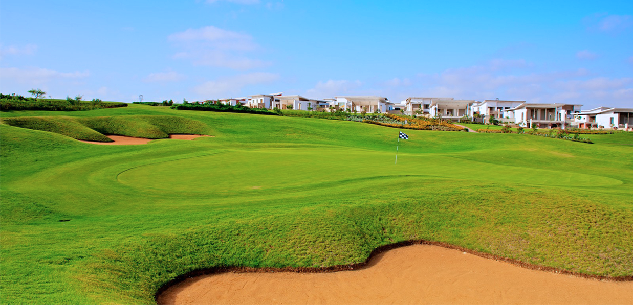 Golf casa green Casablanca