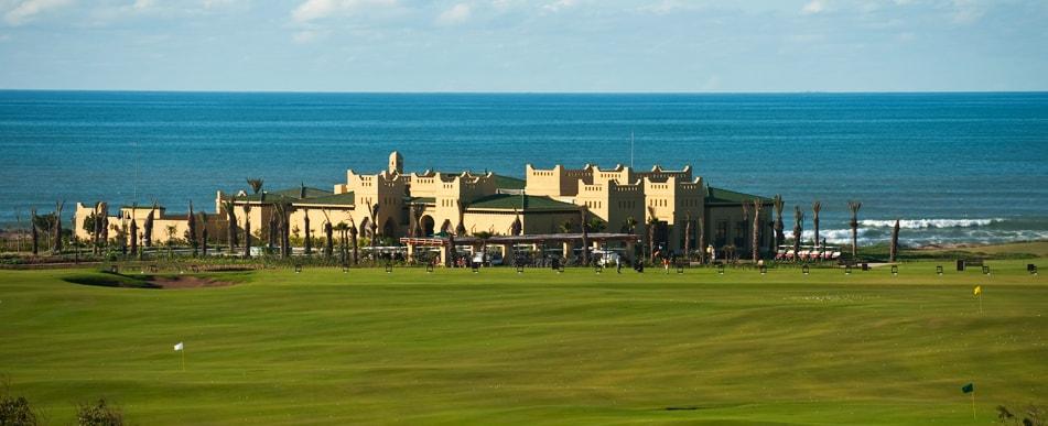 Golf Mazagan Beach Resort EL Jadida