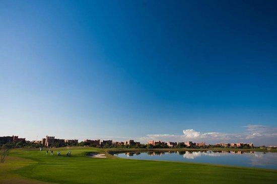 samanah Golf Marrakech